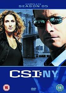 CSI: New York - Complete Season 5 [DVD]