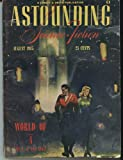 Astounding Science Fiction - August 1945 - Vol. XXXV, No. 6
