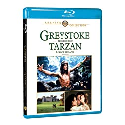 Greystoke: The Legend of Tarzan [Blu-ray]