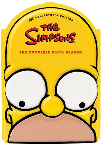 The Simpsons - The Complete Sixth Season (1994)