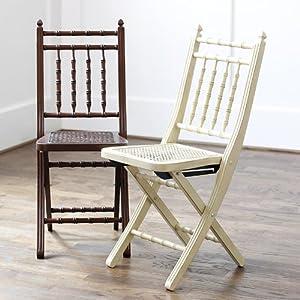 St. Germain Folding Chair - Ballard Designs
