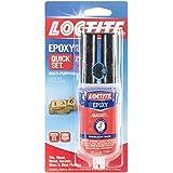 Loctite 1395391 0.85 Fluid Ounce Quick Set Epoxy Syringe