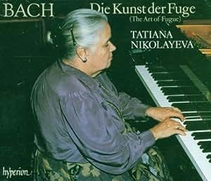 Kunst der Fuge für Klavier