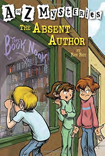 The-Absent-Author-A-to-Z-Mysteries