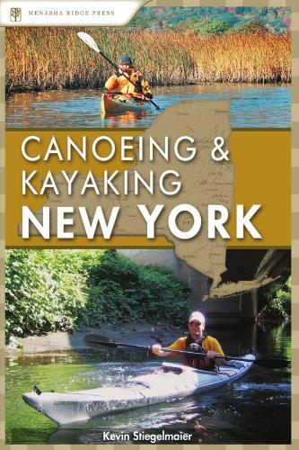 Canoeing and Kayaking New York (Canoe and Kayak Series)