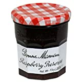 Bonne Maman Raspberry Preserves, 13-Ounce Jars (Pack of 6) ~ Bonne Maman