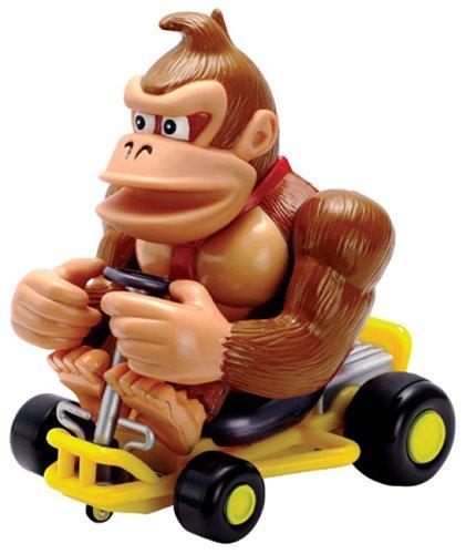 1:32 Scale Radio Controlled Nintendo Donkey Kong Kart