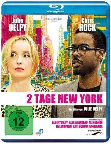2 Tage New York [Blu-ray]