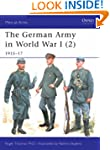 The German Army in World War I (2): 1...