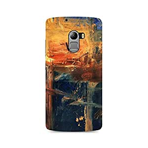 MOBICTURE Pattern Premium Designer Mobile Back Case Cover For Lenovo K4 Note
