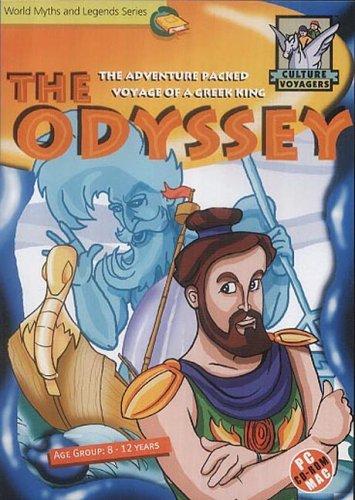 World Myths & Legends - The Odyssey : Voyage of a Greek King