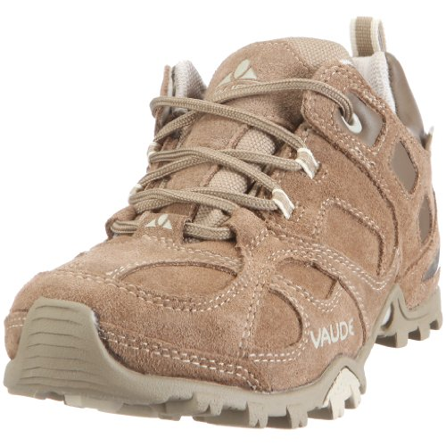 VAUDE Grounder Ceplex Low 201911160550, Women's Walking Shoes Light Brown, 39 EU