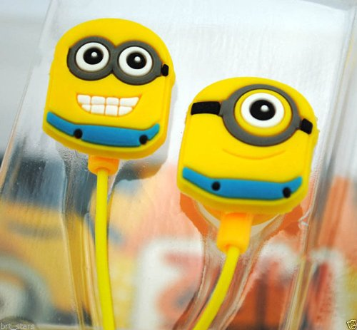 Walsoon-Despicable-Me-Minion-Beedo-Earphones-Earbuds-Universal-35mm-Jack-In-ear-for-Ipad-1234-Mini-Iphone-4-4s-5-5s-6-Plus-6s-Samsung-Phones
