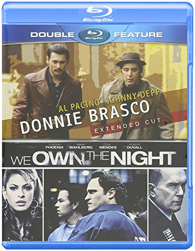 Donnie Brasco / We Own the Night [Blu-ray]