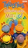 Tweenies: Colours Are Magic! [VHS] [1999]