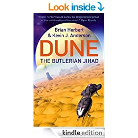 The Butlerian Jihad: Legends of Dune 1