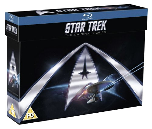 Star Trek: The Original Series Complete [Blu-ray][Region