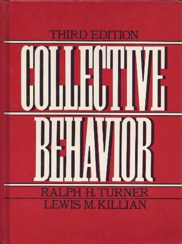 Collective Behavior