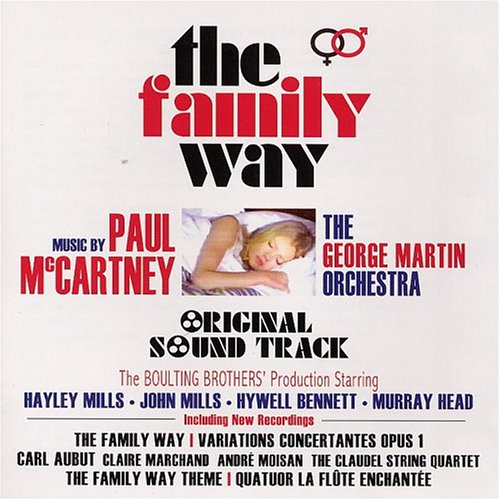 Paul McCartney - The Family Way - Zortam Music