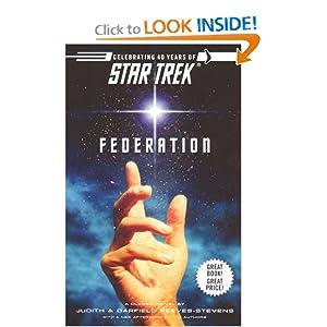 Federation - Judith Reeves-Stevens ,Garfield Reeves-Stevens