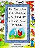 img - for The Macmillan Treasury of Nursery Rhymes and Poems book / textbook / text book