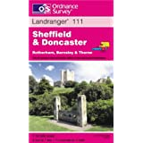 Sheffield and Doncaster, Rotherham, Barnsley and Thorne (Landranger Maps)by Ordnance Survey