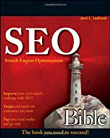 SEO: Search Engine Optimization Bible Front Cover