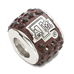 NCAA Texas A&M Aggies Premier Bead