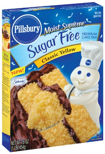 Recipes With Pillsbury Yellow Cake Mix