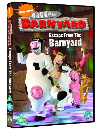 BACK AT THE BARNYARD - ESCAPE FROM THE BARNYARD [IMPORT ANGLAIS] (IMPORT) (DVD)