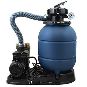 Pro 2400gph 13 Sand Filter W 3 4hp Water