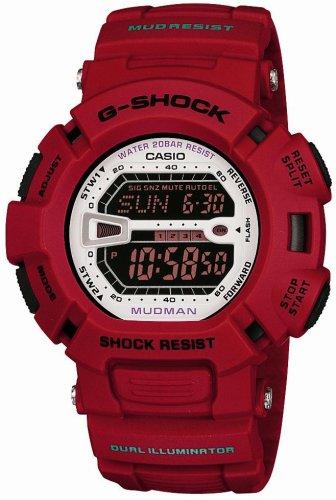 CASIO (カシオ) 腕時計 G-SHOCK MUDMAN G-9000MX-4JF