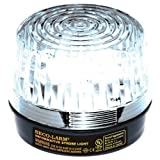 Seco-Larm SL-1301-BAQ/C LED Strobe Light Clear