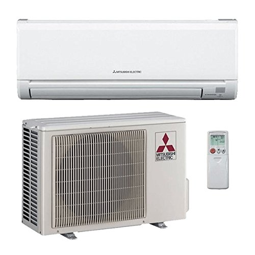 18,000 Btu 20.5 Seer Mitsubishi Single Zone Ductless Mini Split Air Conditioning System (Mitsubishi 18000btu Ductless compare prices)