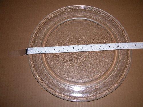 "11.5"" Universal Microwave Glass Plate Replacement Part (Kenmore Lg Ge Sharp Philips Galaxy Whirlpool Goldstar Ewave Panasonic Jenn-Air)"