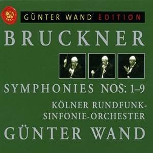 Bruckner - Symphonies 1 à 9