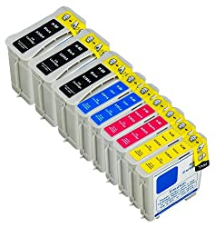 9 Pack Compatible HP 88 , HP 88 XL , HP 88XL , HP88 , HP88 XL , HP88XL 3 Black, 2 Cyan, 2 Magenta, 2 Yellow for use with OfficeJet Pro K-5400, K-5400-dn, K-5400-dtn, K-550, K-550-dtn, K-8600, K-8600-dn, L-7480, L-7500, L-7550, L-7555, L-7580, L-7590, L-7600, L-7650, L-7680, L-7700, L-7750, L-7780. Ink Cartridges for inkjet printers. HP 88 C © Blake Printing Supply