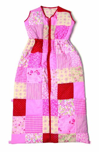 Baby Boum Cotty Sleeping Bag Pink 9-30 months