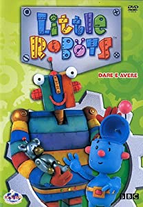 Amazon.com: little robots 3 dare e avere dvd Italian