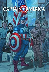 Captain America: Red, White & Blue by Paul Dini, Mark Waid, Max Allen Collins and Bruce Jones