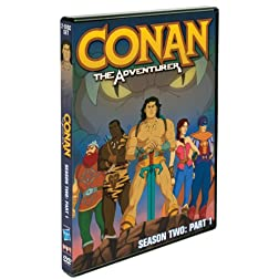 Conan The Adventurer: Season Two, Part One