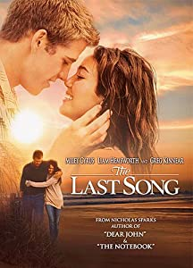 "Cover of ""The Last Song"""