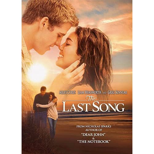 still.a.rockstar: 'The Last Song' DVD Release Date + Cover