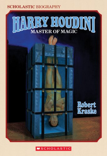 Harry Houdini: Master of Magic: Master of Magic, Buch
