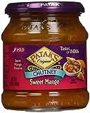 Patak's Sweet Chutney, Mango, 12 Ounce