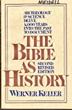 img - for The Bible As History; 2nd Revised Edition book / textbook / text book