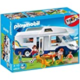 PLAYMOBIL 4859 - Grand camping-car familial (4859)par PLAYMOBIL