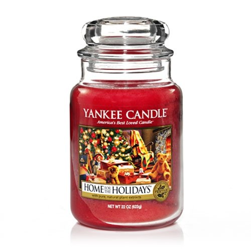 Yankee Candle Home for the Holidays Large Jar