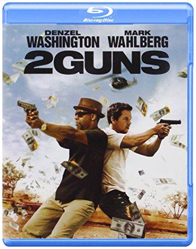 2 Guns (Blu-Ray) (Import) (European Format - Region B) (2014) Denzel Washington; Mark Wahlberg; Paula Pat