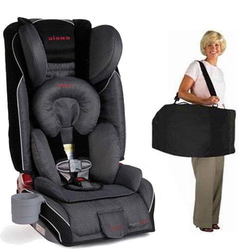 1 best price diono radian rxt car seat with free carrying case shadow. Black Bedroom Furniture Sets. Home Design Ideas